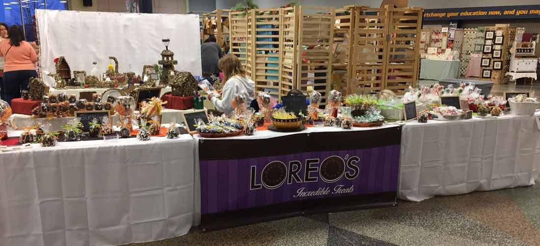 Saline Craft Show - Loreo's